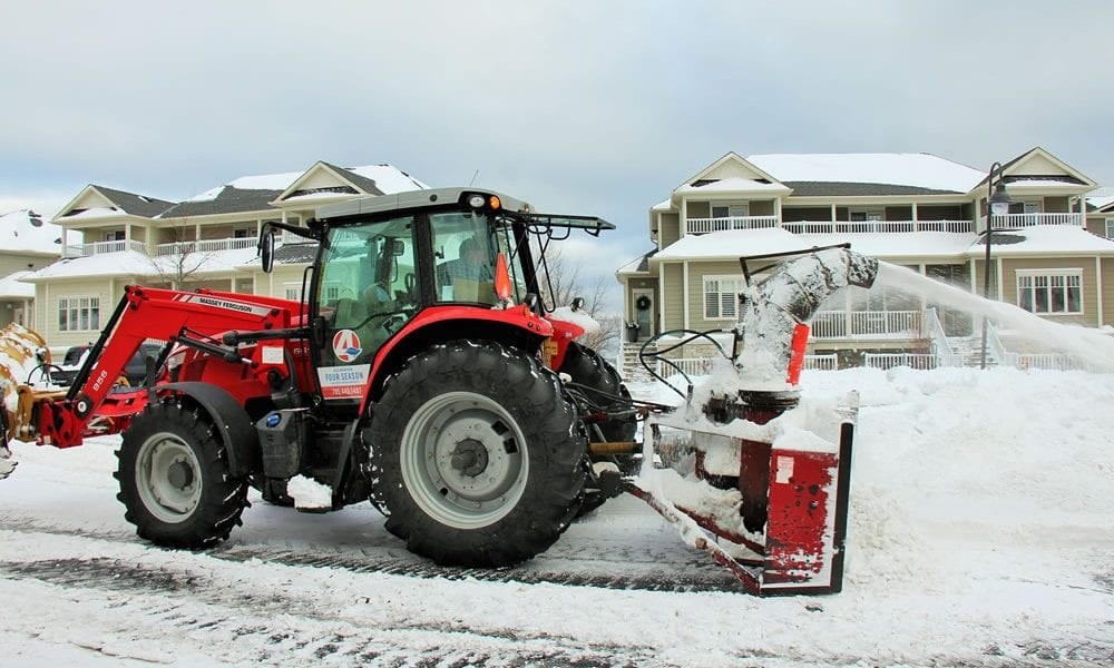 snow clearing feature image